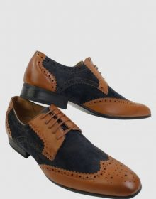 New Men's Leather and suede high quality cap-toa shoes,men stylish shoes