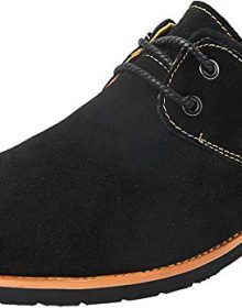 New Handmade Men's Classic Dress Oxford Suede Leather Formal Black Shoe