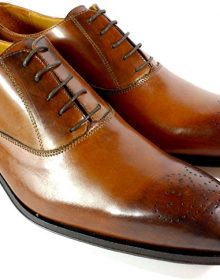 rown Sidi Handmade Italian Leather Dress Shoes/Oxford Shoes/Men Shoes