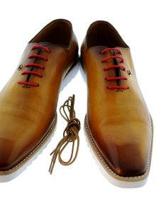 Men NEW HANDMADE Luxury Classic Oxford Handcrafted Italian Calfskin Leather Shoes