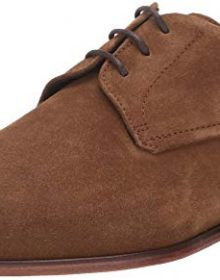 New Handmade Men's Dress Appeal Suede Derby Oxford Shoes