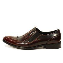 Modello Ildefonso Handmade Colorful Italian Leather Unique Men's Shoes