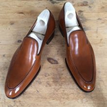 Handmade Men brown leather loafers, Men slipons, Men's loafers shoes, Men style