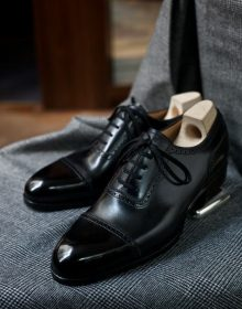 Handmade high quality leather oxford Shoes,Men party shoes, oxford black shoes
