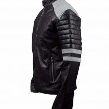 New Handmade Men's Retro Hybrid Mayhem Cafe Racer Jacket