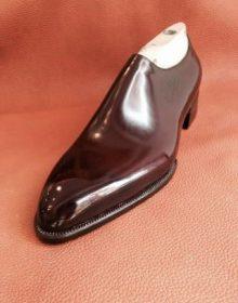 Handmade Men's Brown Color Leather shoes, Men's Derby Style Designer Shoes