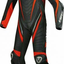 New MotoGp 1 Piece Motorbike Racing Leather Suit All Sizes