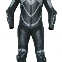 Unique Racing Spider Print Motorcycle Motorbike Leather one Piece Suit CE Armors