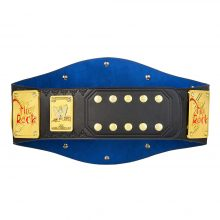 "The Rock ""Brahma Bull"" Replica Championship Title Belt"