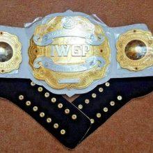 IWGP Intercontinental Wrestling Championship Replica Belt Adult Size