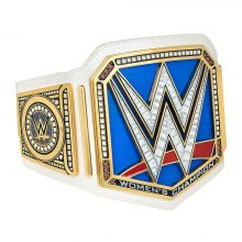 WWE SmackDown Women's Championship Kids Replica Title