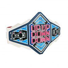 UpUpDownDown Championship Replica Title