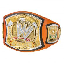"John Cena ""Signature Series"" Spinner Championship Replica Title"