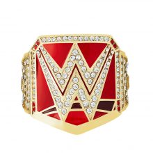 WWE RAW Women's Championship Finger Ring