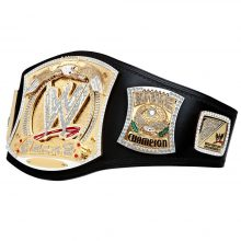 WWE Championship Spinner Replica Title Belt