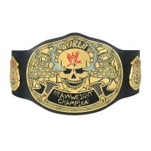 Stone Cold Smoking Skull Championship Replica Title Belt (5mm)