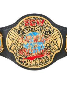 ECW World Heavyweight Championship Replica Title