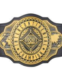 WWE Intercontinental Championship Replica Title (2019)