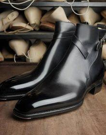 New Handmade cowhide High Quality Jodhpur Leather Boot
