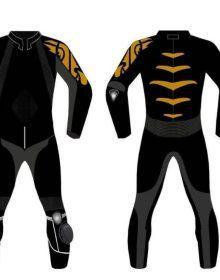 Allan Special Biker Suit